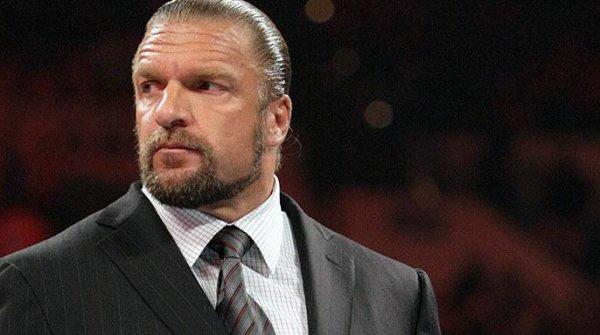 Triple H : De plus en plus important en Backstage