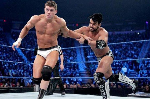 Cody Rhodes : Fin de série