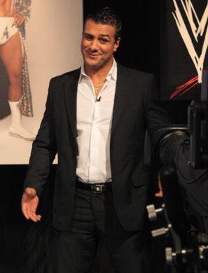 Alberto Del Rio : Présent en House Show