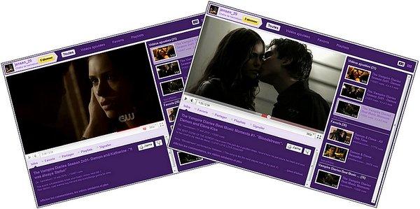 _ les musiques et plus belles scènes de Vampire Diaries !  _