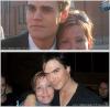 _   Des fans ont pu approcher et prendre des photos avec nos vampires  préférerainsi qu'avec pratiquement tout le Cast sur le tournage de l'épisode 18 de la saison 2 ! Toutes les photos a voir  ici.  _
