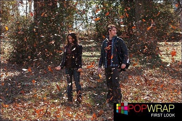 """- Exclus : Les premières photos de l'épisode 17 """" Know Thy Enemy """" !  _"""