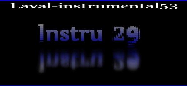 instrumental n°29 (laval-instrumental53) (2012)