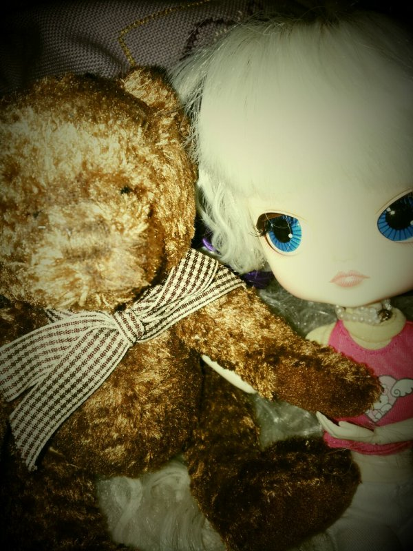 Mon ami l'ours ;)