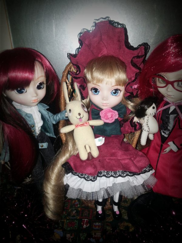 Ma shinku nommée Alice car c est mon Alice à moi ♥