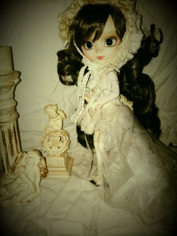 """Miss Galène façon """"vintage"""""""