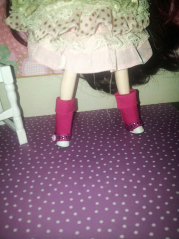 Petites bottes