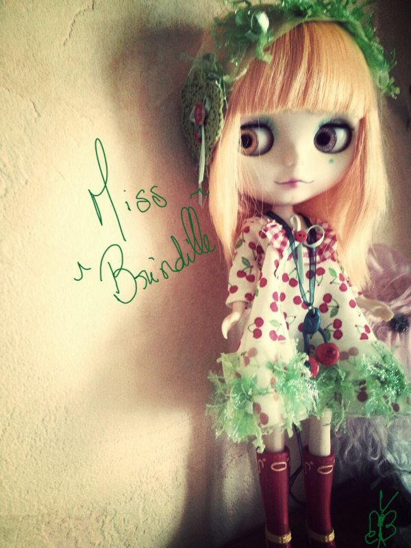 Mes miss blythes