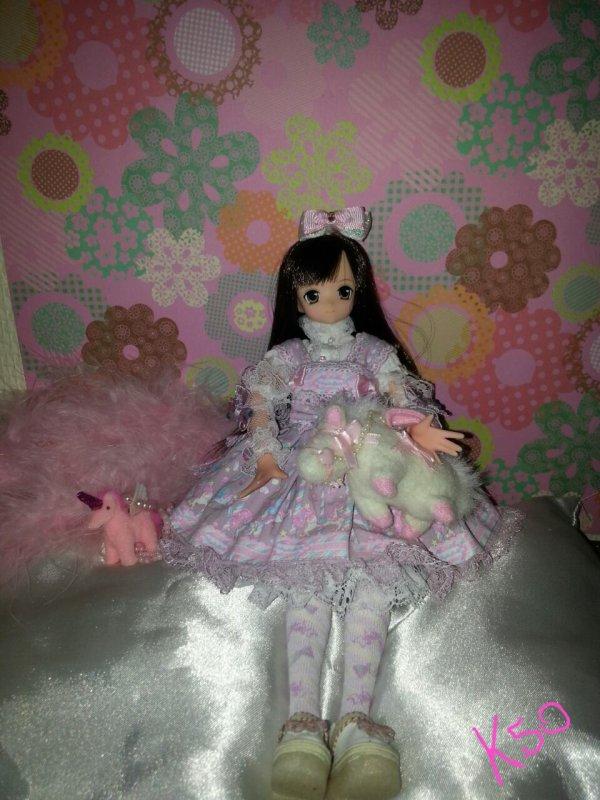 Ma première Azone doll