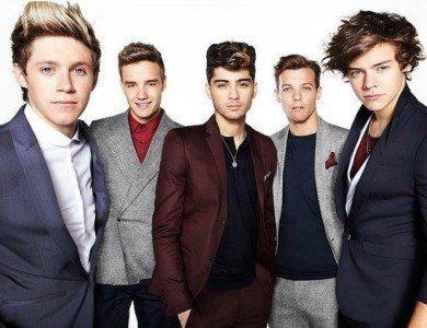 """Présentation du groupe ''One Direction""""."""