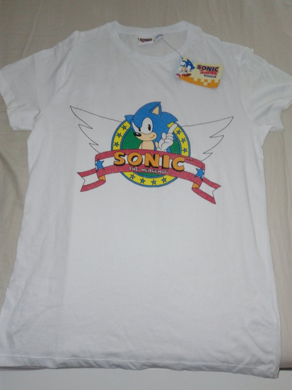 Articles De Shadow And Amy Tagges Primark Sonic T Shirt Cacher Peut Tuer Skyrock Com