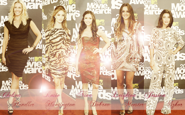 MTV Movies Award 2011