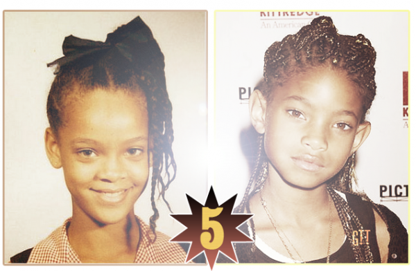 Willow Smith la petite Rihanna
