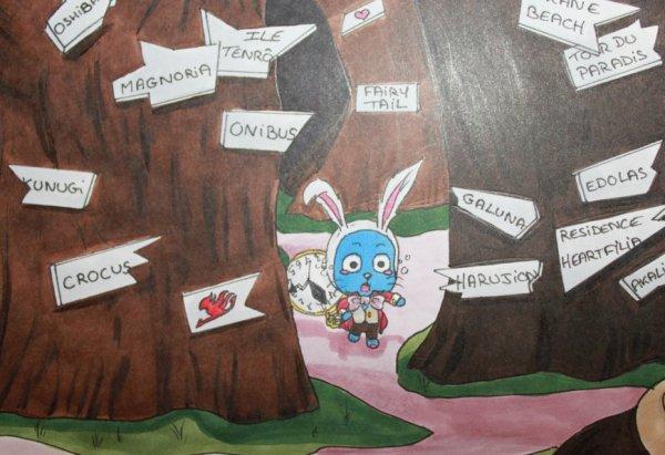 Concours Fan-Art Fairy Tail - Les Résultats
