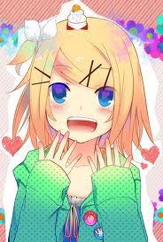Rin Kagamine ( C'est ma préf ! )