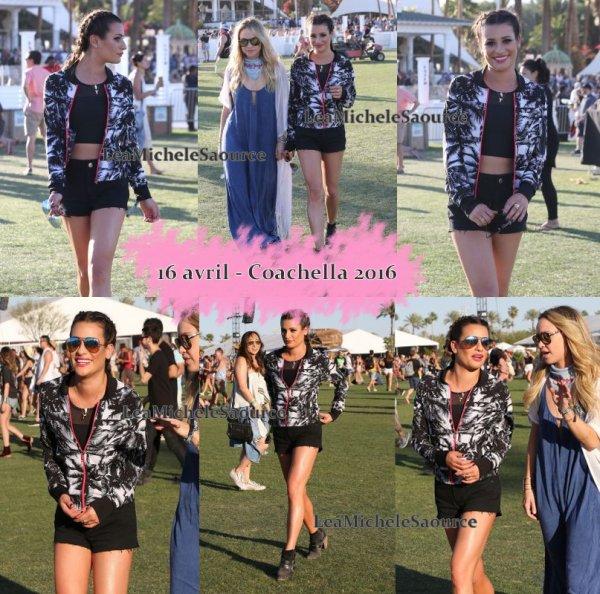 #Evénement 2 - 16 avril Lea était à Coachella