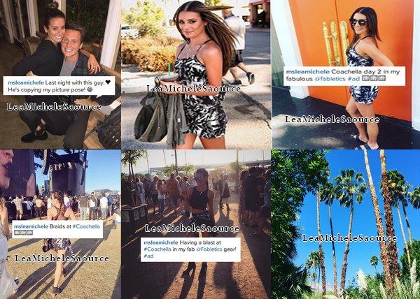 #Instagram 2 - Quelques photos postées pas Lea sur son compte Instagram