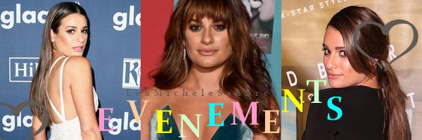 #Evénement 5 - Le 16 mai Lea s'est rendue au FOX 2016 Upfront, New York