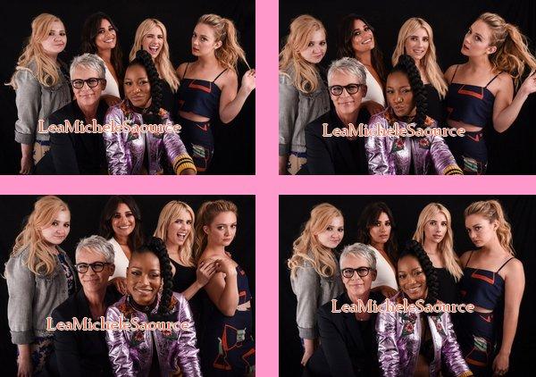 #Evénement 10 - Le 22 Juillet Lea et le cast de Scream Queens étaient au Comic Con à San Diego