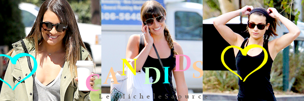 #Candid 22 - Le 25 Juillet Lea faisant du shopping avec sa maman à Los Angeles