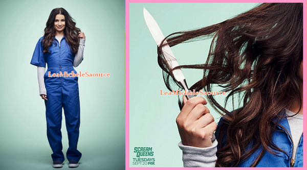 #Scream Queens 1 - Plusieurs photos promos et vidéos ont était mis en ligne