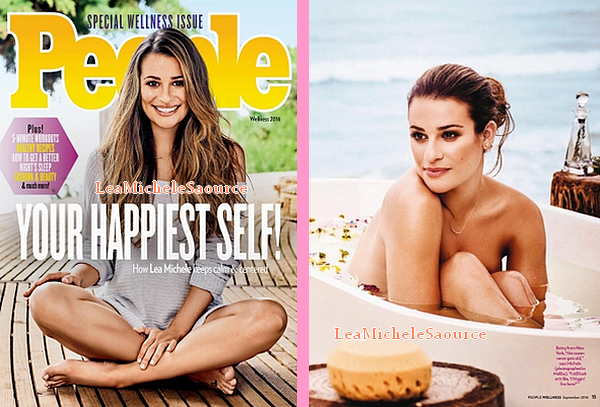 #Photoshoot 4 - Septembre Lea dans le Poeple Magazine