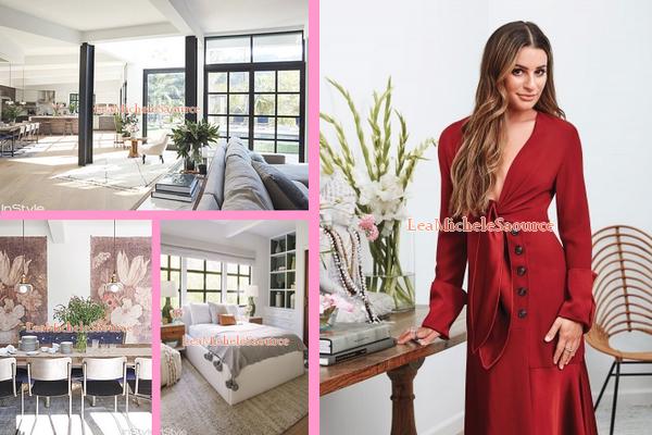 #Photoshoot 7 - Lea pour le Magazine InStyle Home & Design