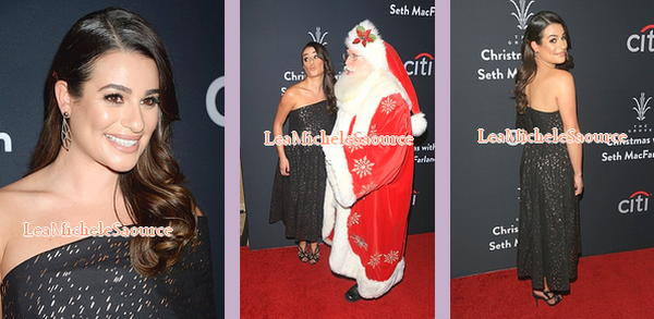 #Evénement 25 - Le 13 Novembre Lea The Grove Christmas avec Seth MacFarlane à Los Angeles