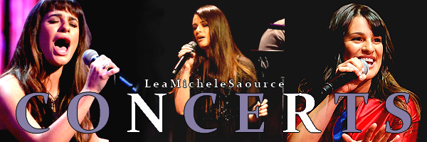 #Concert 1/#Candid 60 - Le 23 Janvier An Intimate Evening with Lea Michele