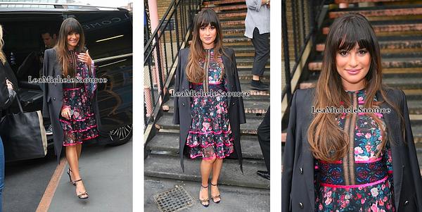 #Evénement 35 - Le 22 Avril Lea était aux studios de BBC Radio à Londres