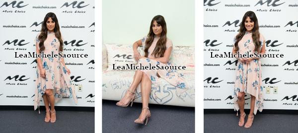 Evénement 37 - Le 27 Avril Lea était aux Music Choice