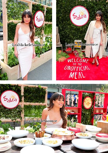 #Candid 74 / Evénement 39 - Le 11 Mai Lea a était photographiée arrivant au Barnes & Noble à Santa Monica