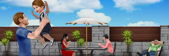 Les Sims : Free Play