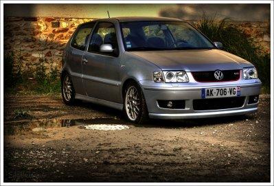 Polo 1,6 16v GTi -  2001