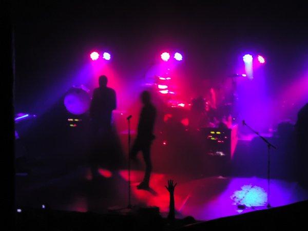 AvA show 30/01/11