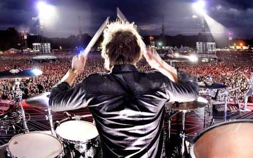 Dom et les fans; superbe !