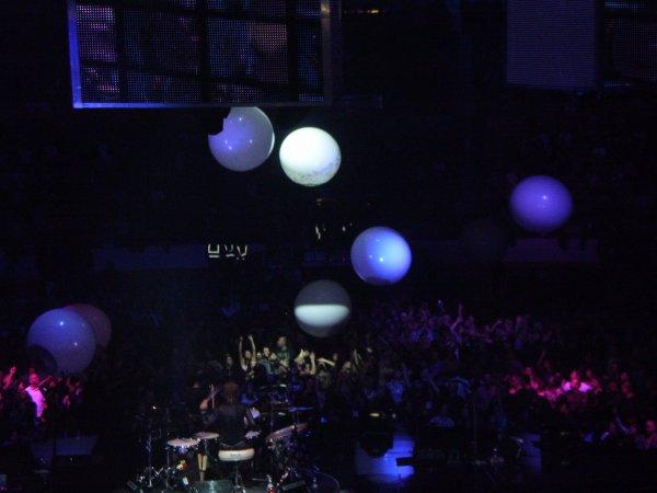 Ballons - Colisée Pepsi