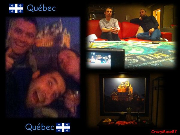 Montage Québec