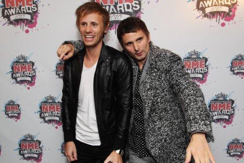 Encore des nominations pour Muse !!