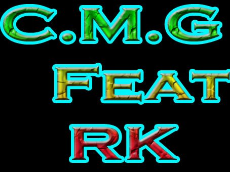 C.M.G (au refrain)  RK le temps passe (2012)