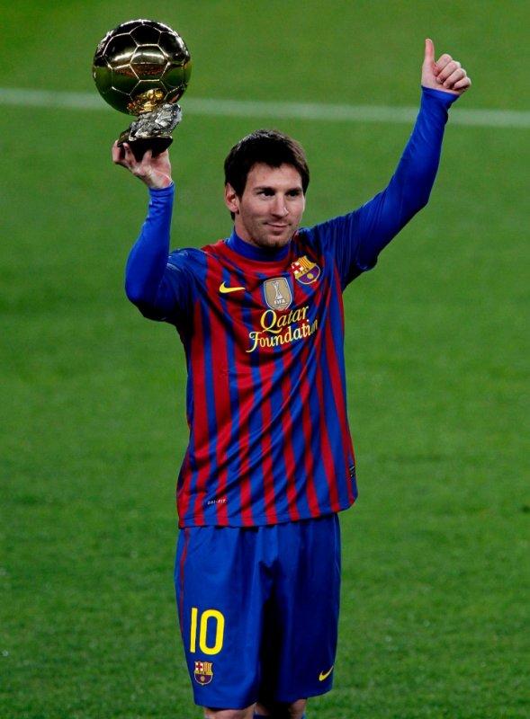 Le Ballon d'Or 2011