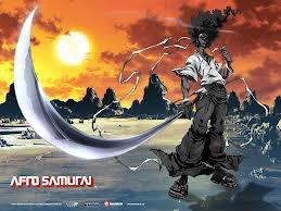 afro samourai