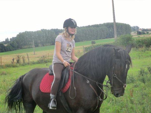 Mon cheval, Ma passion <3