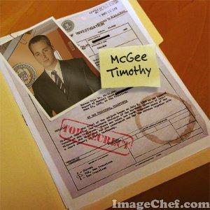 Timothy McGee