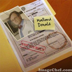 Donald Mallard