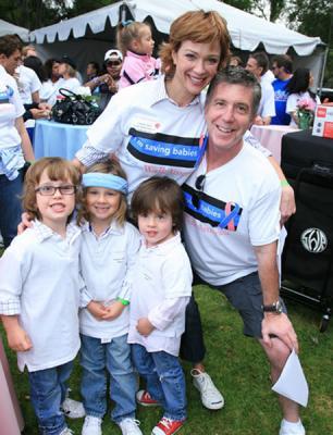 Lauren et sa famille