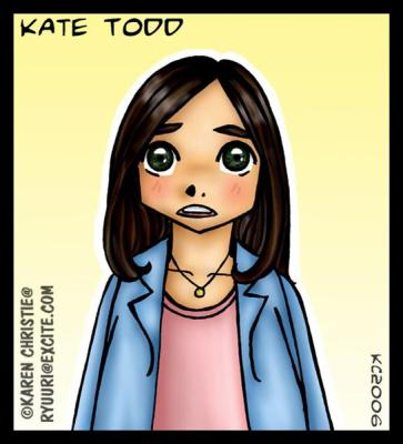 Caricature Kate