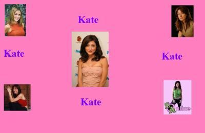 Fond d'écran Kate