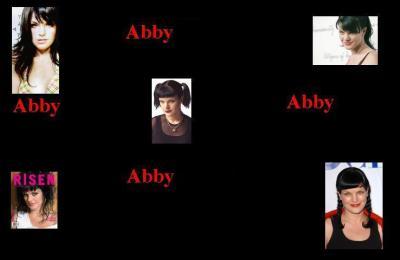 Fond d'écran Abby