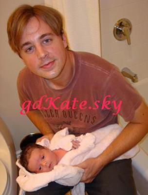 Sean et sa fille